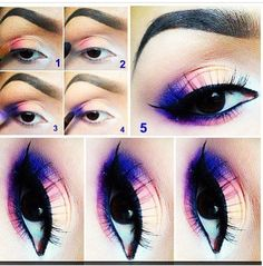 How to do step by step | We Heart It