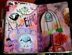 """Love the """"A for Effort"""". An ABC altered book would be a great concept for students of all ages."""