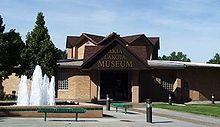 Akta Lakota Museum in Chamberlain, SD.