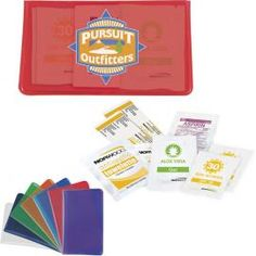 Promotional Products - Promotional Items - Sunburst Care Kit