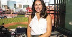ESPN Signs Trailblazing MLB Analyst Jessica Mendoza to Multi-Year ... Jessica Mendoza, Espn, Mlb, Basic Tank Top, Signs, Tank Tops, Women, Fashion, Moda