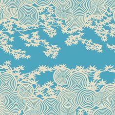 Edo Kimono 1c fabric by muhlenkott on Spoonflower - custom fabric