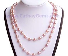 Natural Colours found in Freshwater Pearls