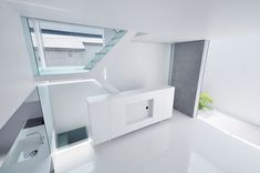 fuse-atelier: house in kaijin