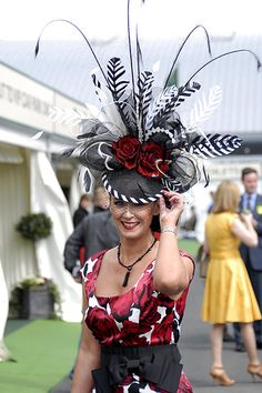 Grand National 2012: Ladies' Day at Aintree - in pictures | Fashion | theguardian.com