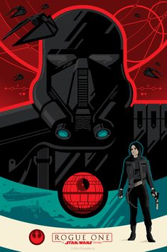 Rogue One: Regal IMAX Collectable Tickets by TOM WHALEN