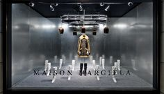 Go inside the artistic mind and creative process of creative director John Galliano with Barneys' Maison Margiela windows, now open on Madison Avenue.
