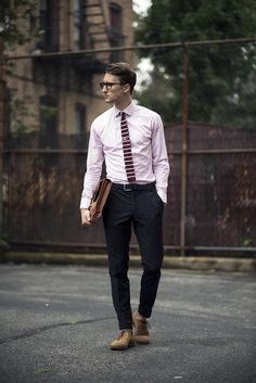 One Dapper Street - Schoolyard Teacher Wear, Teacher Style, Teacher Clothes, Work Looks, Looks Style, Men's Style, Mode Masculine, Business Casual Men, Men Casual