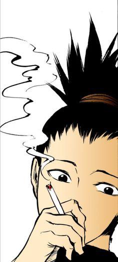Naruto Shippuden » Humor | Shikamaru, Shadow Jutsu, being ...