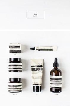 Aesop skin care - Like the rosehip seed oil range, the lip cream is lovely.