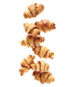 Flaky, tender dough houses just-right bites of nuts and jam. Get the recipe for Apricot and Walnut Rugelach.