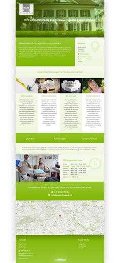Praxis im Park, Region Wohlen, Zahnarztpraxis, ästhetische Zahnmedizin, Zahnimplantate, Zahnersatz, Kinderzahnarzt