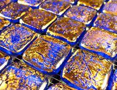 Fuoco 222 designer Murano glass Italian mosaic
