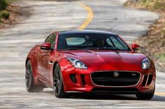 2016 Jaguar F-Type Manual and F-Type R AWD: First Drive