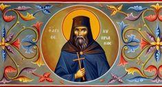 Τι γιορτάζουμε 5 Ιουλίου: Άγιος Κυπριανός ο νέος οσιομάρτυρας Orthodox Prayers, Bowl Designs, Holy Family, First Love, Mosaic, Religion, Christian, Greek, Icons