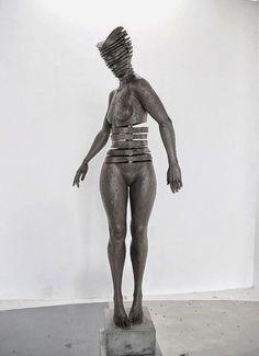 Risultati immagini per andy jones sculptor