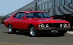 Red XA GT