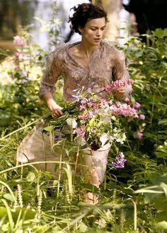 "the-garden-of-delights: "" Keira Knightley as Cecilia Tallis in Atonement """