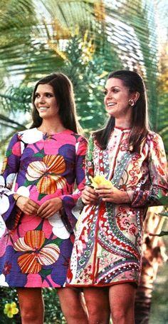 theswinginsixties: Fashions in Haïti, Jours de France, July 1968.