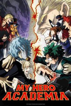 Poster A3 Boku No Hero Academia Dabi League Of Villains Manga Anime Cartel 03