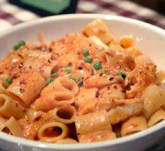 Buca di Beppo Copycat Recipes: Spicy Chicken Rigatoni Recipe