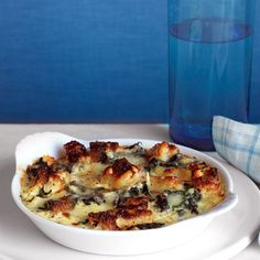 This is a great option for a vegetarian dinner; the eggs, cheese, and milk provide plenty of protein.