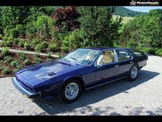 Lamborghini Faena Frua (1978)