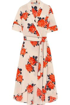 Best Wrap Dresses - Wrap-Around Dress Trend