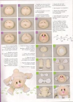 Crochet baby socks teddy bears 54 ideas for 2019 Crochet Dolls Free Patterns, Doll Patterns, Crochet Pattern, Crochet Baby Socks, Crochet Toys, Sewing Dolls, Stuffed Animal Patterns, Soft Dolls, Soft Sculpture