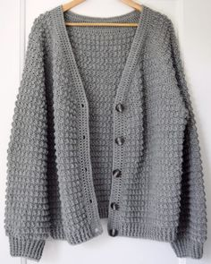 Sy lynlås i en taske eller pung, Guide til isyning af lynlås og foer Chrochet, Knit Crochet, Knitting Patterns, Crochet Patterns, How To Purl Knit, Crochet Clothes, Baby Knitting, Sweaters For Women, Clothes For Women
