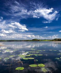 Mazury- polish lakes