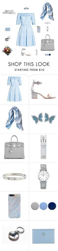 """Violets"" by septemberbird ❤ liked on Polyvore featuring HUGO, Gianvito Rossi, Asprey, Swarovski, Hermès, Kenneth Cole, Cartier, Longines, Forever 21 and Burberry"