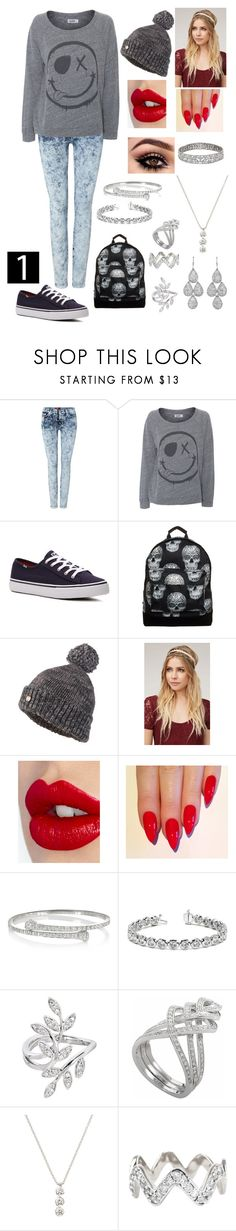 """OUTFIT 1"" by michigan19 ❤ liked on Polyvore featuring 7 For All Mankind, LAUREN MOSHI, Keds, Mi-Pac, Superdry, With Love From CA, Charlotte Tilbury, Gucci, Allurez and JoÃ«lle Jewellery"