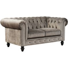 "Found it at Joss & Main - Nora 66"" Chesterfield Loveseat"