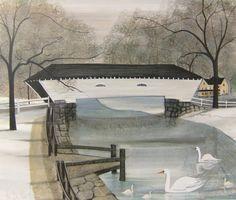 Doe River Bridge, The - Artist Proof