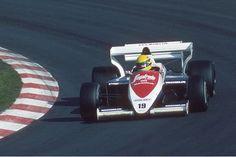 Toleman Hart TG 184 Turbo (1984)