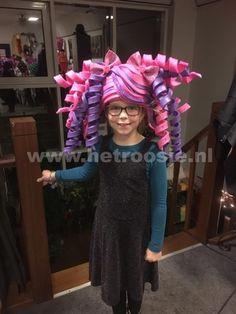 Narnia Costumes, Diy Costumes, Halloween Costumes For Kids, Cosplay Costumes, Fascinator, Headpiece, Foam Wigs, Wacky Hair, Circus Costume