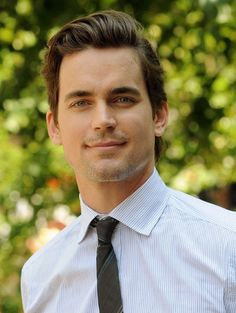 This is not Matt Bomer. Let me introduce you to Christian Grey.