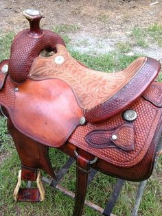 Billy Cook 2082 saddle