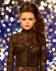 Image about perfect in Cher Lloyd 👑 by ƸӜƷ on We Heart It Cher Lloyd, Lloyd Singer, Hair Tattoos, Celebs, Celebrities, Cute Hairstyles, Hair Goals, Pretty People, Up Dos