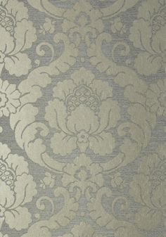 MARLOW, Metallic Pewter and Charcoal, AT6134, Collection Serenade from Anna French
