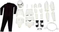 Your Very Own Star Wars Stormtrooper Costume