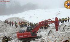 Finaliza la búsqueda en el hotel italiano tras recuperar 29 cadáveres