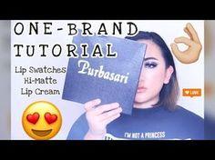 Belajar makeup pesta & tutorial hijab pesta ( Ayyunazzuyyin) - YouTube