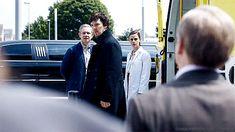 Sherlock, John & Molly - Season 4