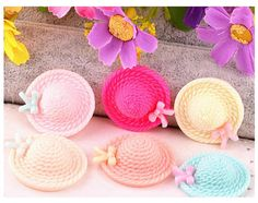 2pcs Beautiful Hat Shape 3D Silicone Cake Mold #kitchen #home http://kgspot.com/index.php/product/2pcs-beautiful-hat-shape-3d-silicone-cake-mold/