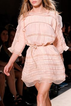 Isabel Marant Spring 2014 Ready-to-Wear - Collection - Gallery - Style.com