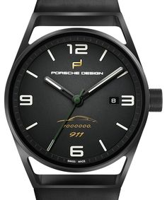 Porsche Design 1919 Datetimer Eternity One Millionth 911 Limited Edition Watch Watch Releases Best Watches For Men, Luxury Watches For Men, Cool Watches, Rolex Watches, Sparkly Jewelry, Jewelry Rings, Fine Jewelry, Silver Jewelry, Skeleton Watches