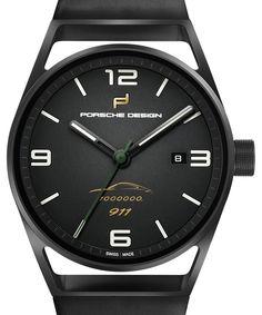 Porsche Design 1919 Datetimer Eternity One Millionth 911 Limited Edition Watch Watch Releases