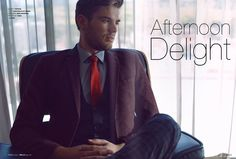 BELLO MAGAZINE Stefan in Afternoon Delight by Stef Veldhuis. Ryan Forster, Summer 2014, www.imageamplified.com, Image amplified (4)